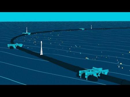 Гигантский сборщик океанического мусора Ocean Cleanup готовится к первому запуску