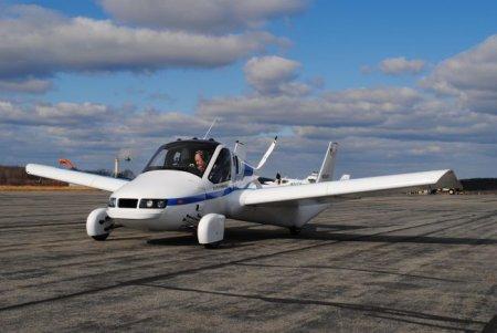Летающий автомобиль от компании Terrafugia поступит в продажу в следующем году