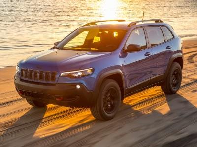Объявлены комплектации и цены обновлённого Jeep Cherokee