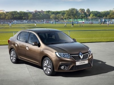 Продажи обновленных бюджетников Renault стартовали в России