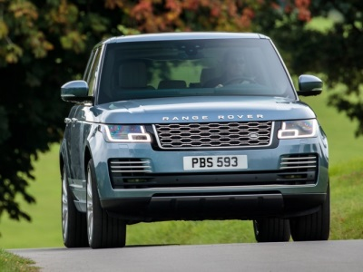 Range Rover пятого поколения бросит вызов Bentley и Rolls-Royce