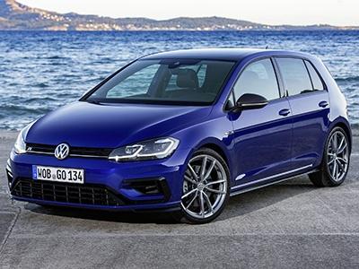 Volkswagen вынужден снизить мощность Golf из-за экологов