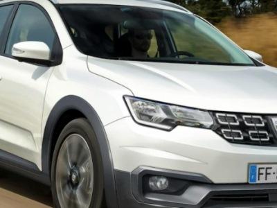 Dacia Sandero перейдёт в С-класс