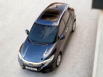 Honda представила обновлённый HR-V