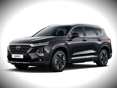 Hyundai представил новую комплектацию кроссовера Santa Fe