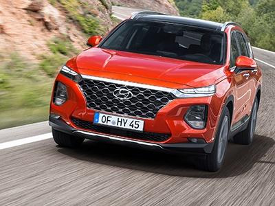 Hyundai раскрыла первые подробности про российский Santa Fe