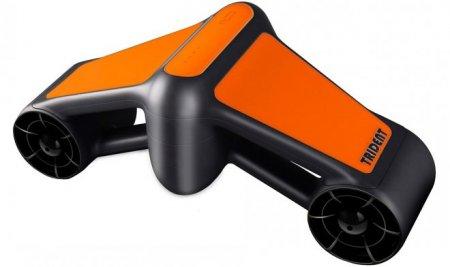 Trident – компактный подводный скутер для увлекательных морских путешествий