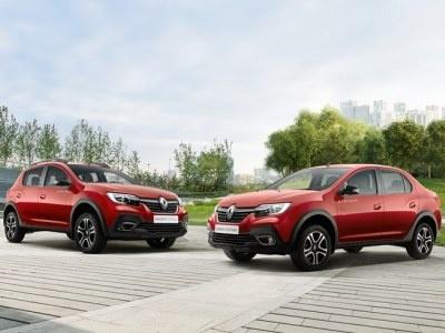 Renault выкатила новые приподнятые легковушки для России