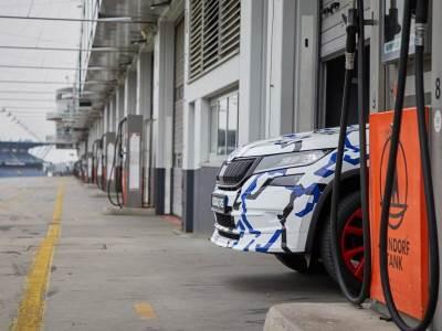 Skoda оснастит Kodiaq RS самым мощным в истории бренда дизелем