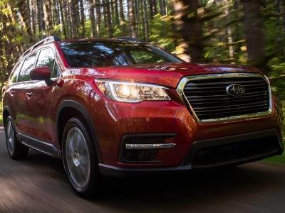 Subaru отзывает Ascent для утилизации