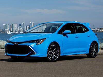 Toyota готовит кросс-версию «Короллы»