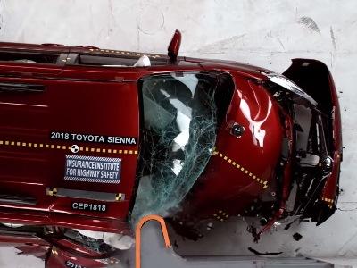 Toyota попалась на мухлеже с безопасностью