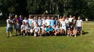 Турнир по футболу среди ветеранов посвященный памяти футболистов п.Успенский.