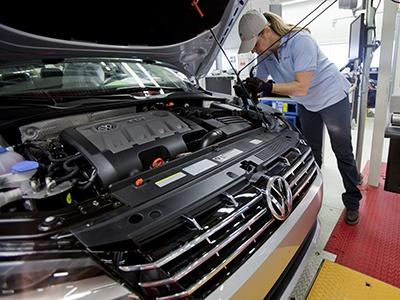 Volkswagen не хватает кадров для омологации моторов под стандарт WLTP