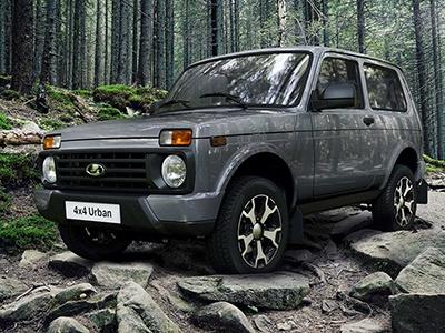 «АвтоВАЗ» представил Lada 4x4 Black Edition и обновил ценник