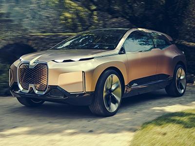 BMW раскрыл концепт «гостиной наколёсах» Vision iNEXT