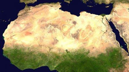 Большие ветряные и солнечные фермы в Сахаре могут сделать пустыню зеленой и влажной