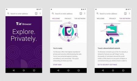 Вышла первая в истории версия браузера Tor для Android