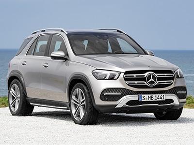 Mercedes-Benz раскрыл новый бестселлер GLE до премьеры