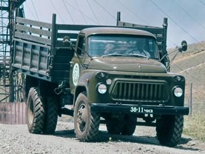 Названы самые распространённые грузовики в России