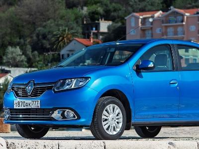 Renault продолжит выпуск «Логана» и «Сандеро» для России
