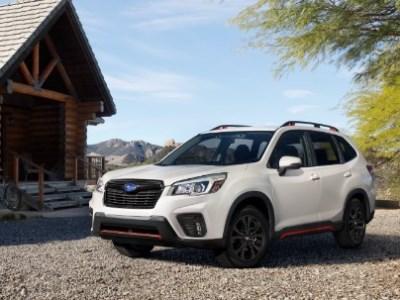 Subaru Russia: «Лесник» уже близко
