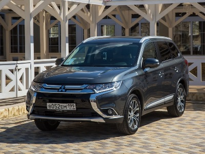 В Калуге запущено производство обновлённого Mitsubishi Outlander