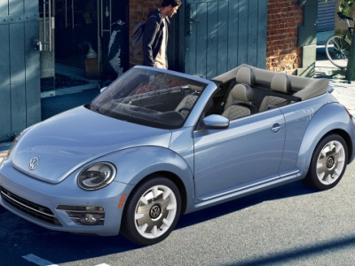 Volkswagen объявил о прекращении выпуска легендарного Beetle
