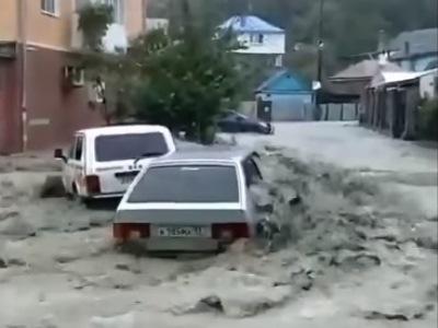 Известно, когда можно будет покинуть Сочи на автомобиле