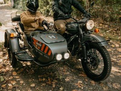 Мотоцикл «Урал» обрёл невиданные способности