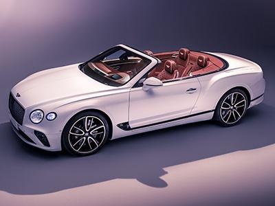 Bentley представил новый кабриолет Continental GT Convertible