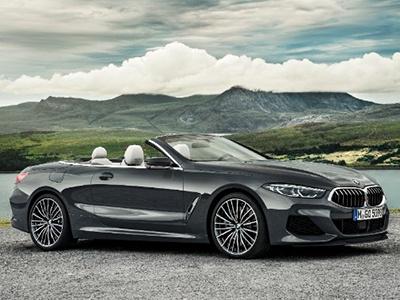 BMW представила кабриолет 8 Series и назвала российские цены