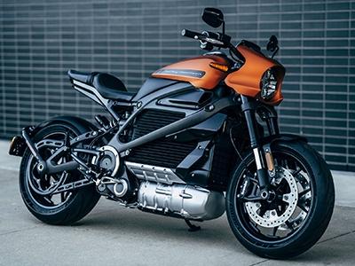 Harley-Davidson показал, как звучит новый электрический мотоцикл