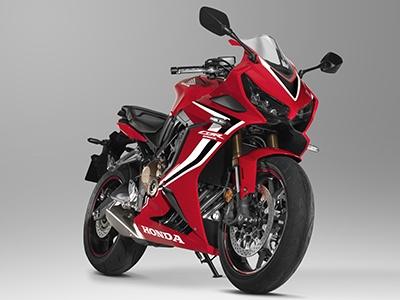Honda представила спорт-турер CBR650R