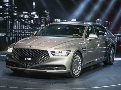 Hyundai привезет седан, хэтчбек и флагманский Genesis в Россию