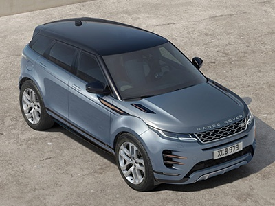 Land Rover представил второе поколение Range Rover Evoque