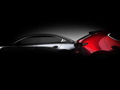 Mazda анонсировала премьеру нового поколения Mazda3