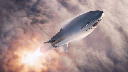 Илон Маск переименовал Big Falcon Rocket в Starship