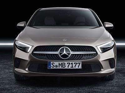Mercedes-Benz назвал цены на новый A-Class