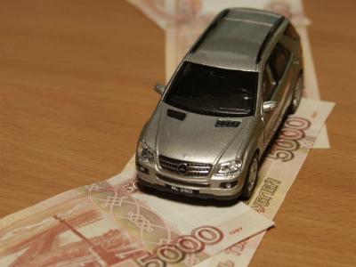 Минфин повысит транспортный налог, введет новые камеры и платные услуги