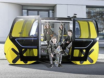 Немецкий Volkswagen будет испытывать беспилотники на дорогах Израиля