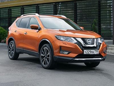 Nissan назвал цены и комплектации на обновленный X-Trail