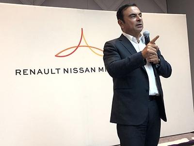 Nissan уволил арестованного Карлоса Гона с поста главы Renault Nissan