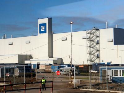 Российский завод General Motors возобновит производство