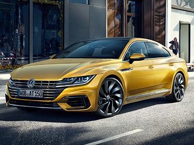 Volkswagen везет в Россию сразу три новинки
