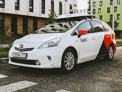 «Яндекс» будет испытывать беспилотники в Лас-Вегасе
