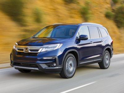 Honda обновит к весне половину модельного ряда