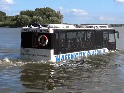 Известно, куда поплывут московские автобусы