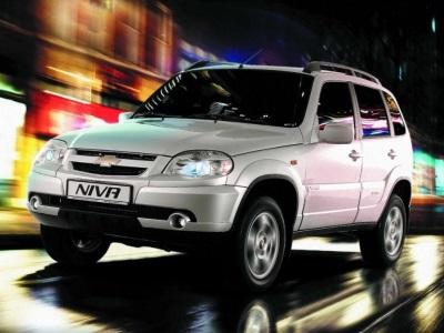Известно, сколько ещё продержится модель Chevrolet Niva