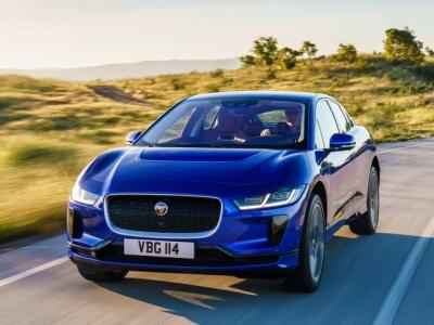 Jaguar привёз в Россию электрический кроссовер I-Pace